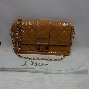Christian Dior Cannage Clutch or Crossbody bag